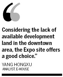 Expo bequeaths heritage to local property market