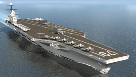 What does China's first aircraft carrier mean?