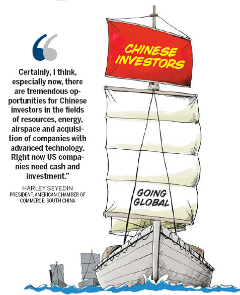 Setting sail on a quest for overseas M&As