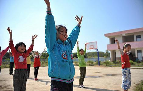 China proposes independent supervision for schools