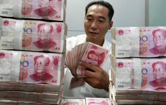 Asian economies turn to yuan