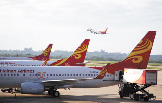 HNA Group buys 48% stake in French airline
