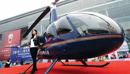 New heights for private aircraft