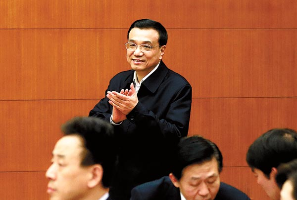 Li builds case for urbanization