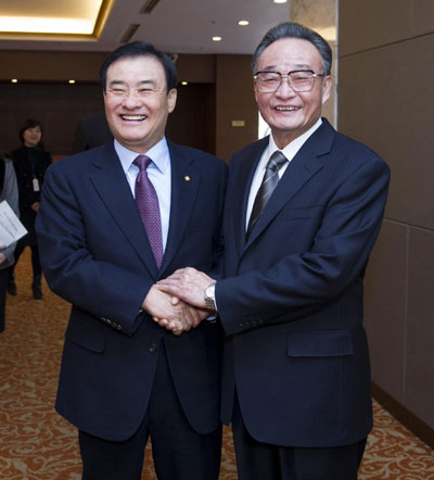 China willing to consolidate trust with ROK