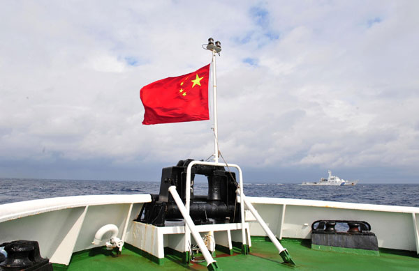 Chinese ships continue patrolling Diaoyu Islands waters