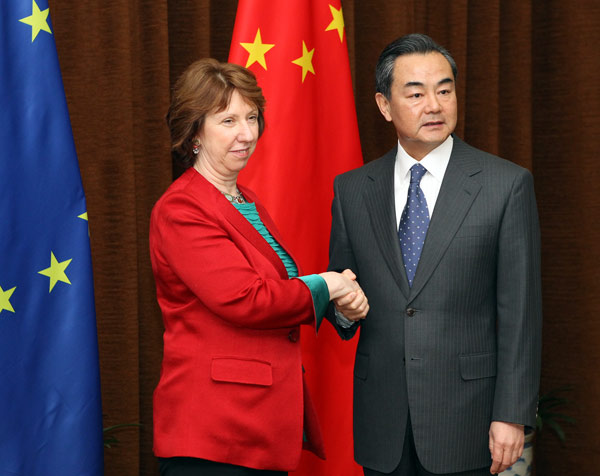 China, EU 'to renew ties'