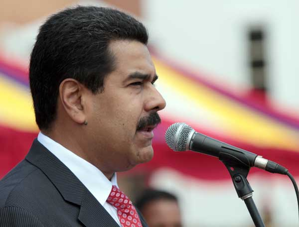 Venezuela to maintain policies toward China