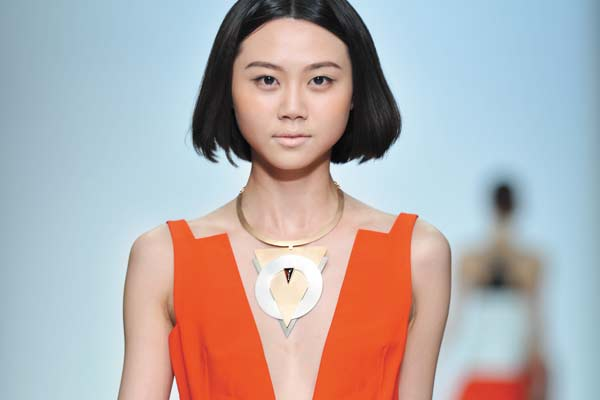 Chinese Fashion Designers In The Us Elemental design