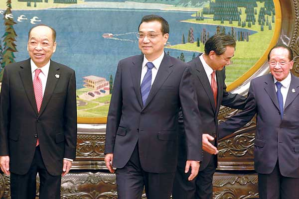 'Don't flaunt ASEAN banner' on the S. China Sea issue