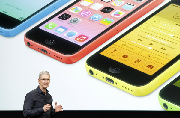 Apple's low-end phone price disappointing