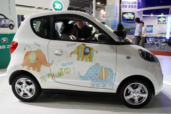 New-energy vehicle policy shifts gears