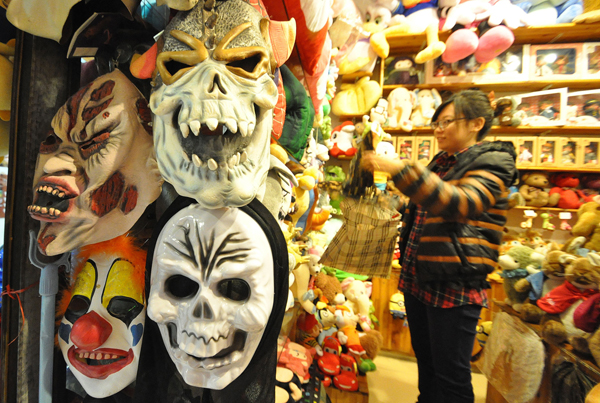 Halloween gaining popularity but still sees cultural differences