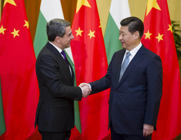 Beijing and Sofia vow new initiatives