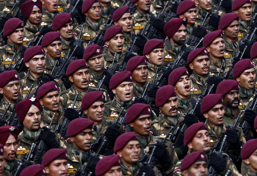 India poised for Republic Day parade