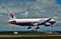 Search intensifies for lost Malaysian plane