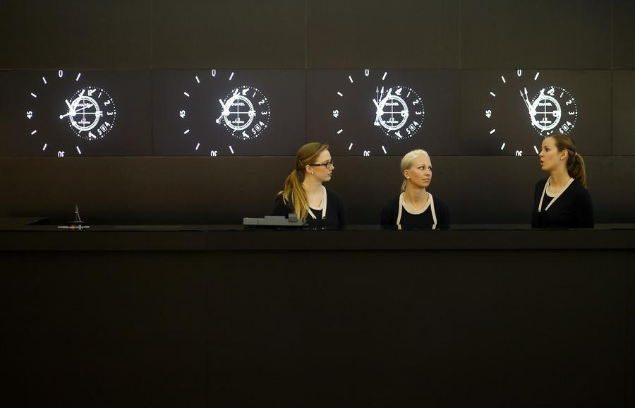 Highlights of the Baselworld 2014