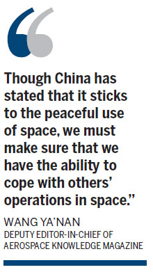 Xi: Integrate space and air roles