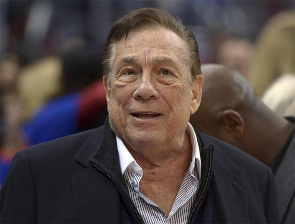 NBA bans Clippers owner from game for life over racist comment