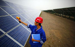 China says 'punitive' PV duties fray Sino-US ties