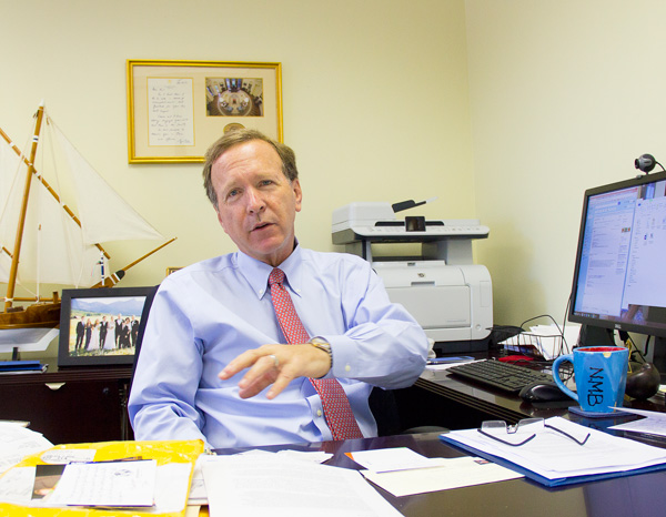 Neil Bush: Continuing a father's legacy