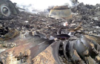 'Black boxes' of MH17 under control: rebels