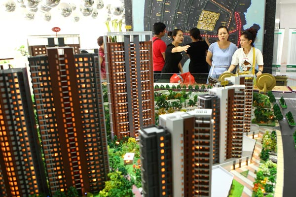 Triple dip for housing prices in July