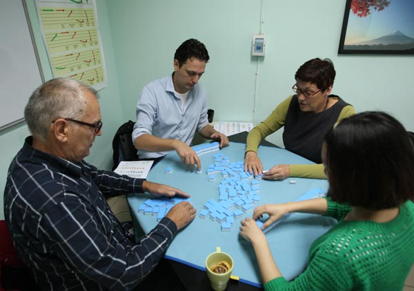 Mahjong expanding 'to every corner of the world'