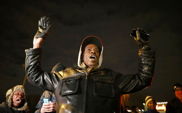Ferguson grand jury has reached decision