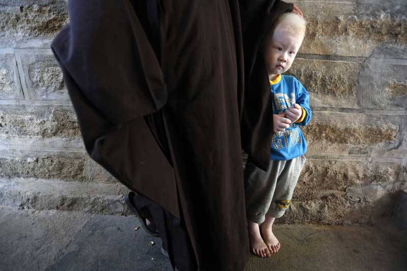 Nun gives second life to abandoned children