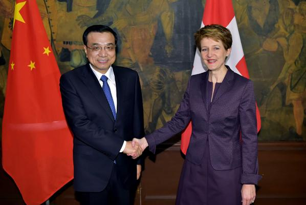 China, Switzerland to enhance financial cooperation