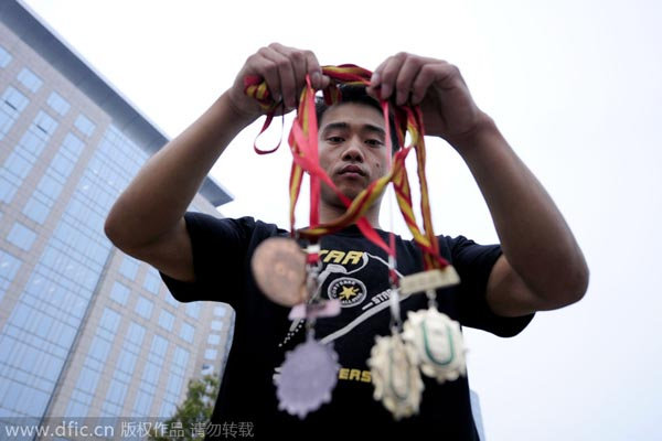 China vows an end to gold medal 'obsession'
