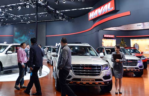 Top 10 best selling suvs in chinese mainland in 20141chinadaily top 10 best selling suvs in chinese mainland in 2014 sciox Choice Image