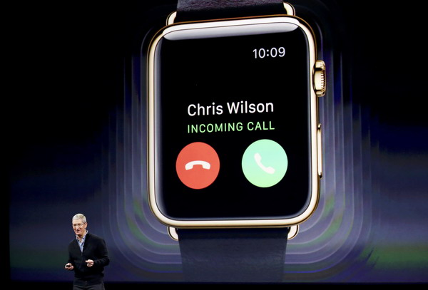 Chinese manufacturers keeping Apple Watch ticking