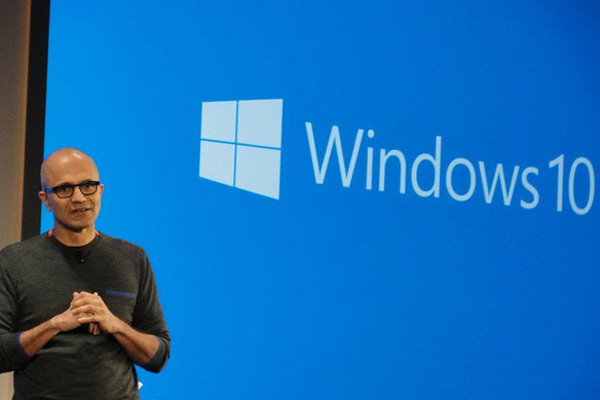 Microsoft tackles China piracy with free upgrade to Windows 10