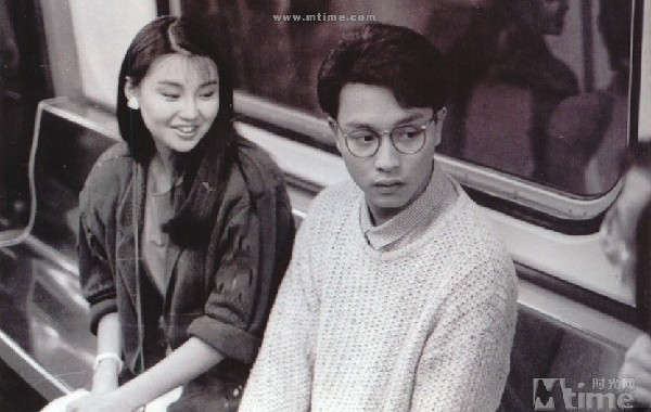 In memory of movie star Leslie Cheung