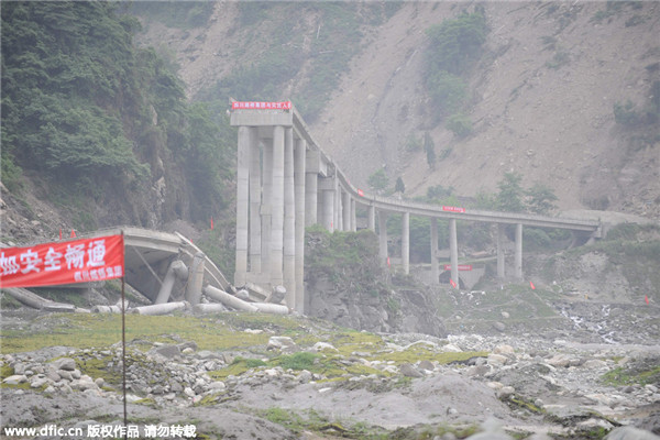 Wenchuan earthquake: Seven years on