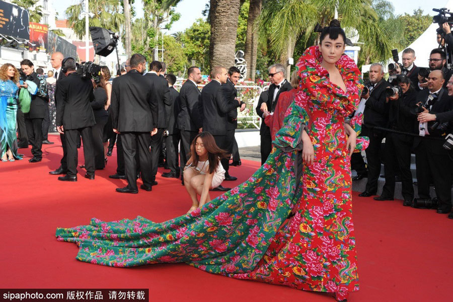 Cannes Film Festival unrolls star-studded red carpet