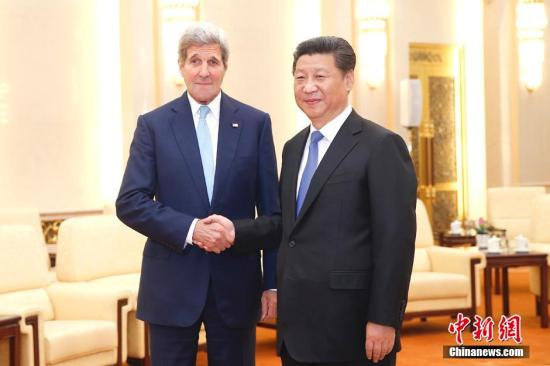 China, US should not let distractions derail ties: Xi