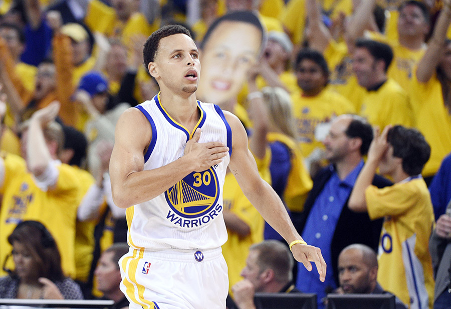 Warriors beat Cavs in Game One OT thriller