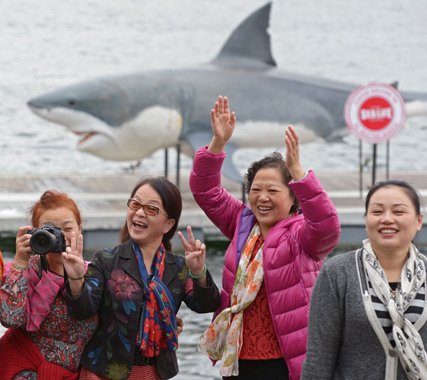 US is most popular destination for Chinese travelers