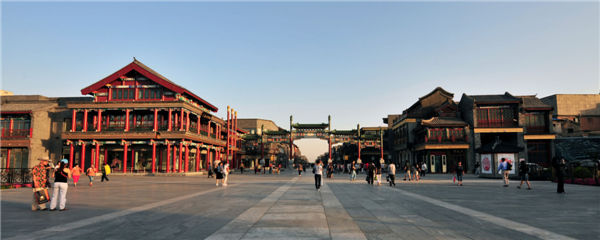 Beijing's breeding ground for culture