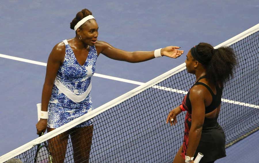Serena vs Venus: Sibling rivalry as usual
