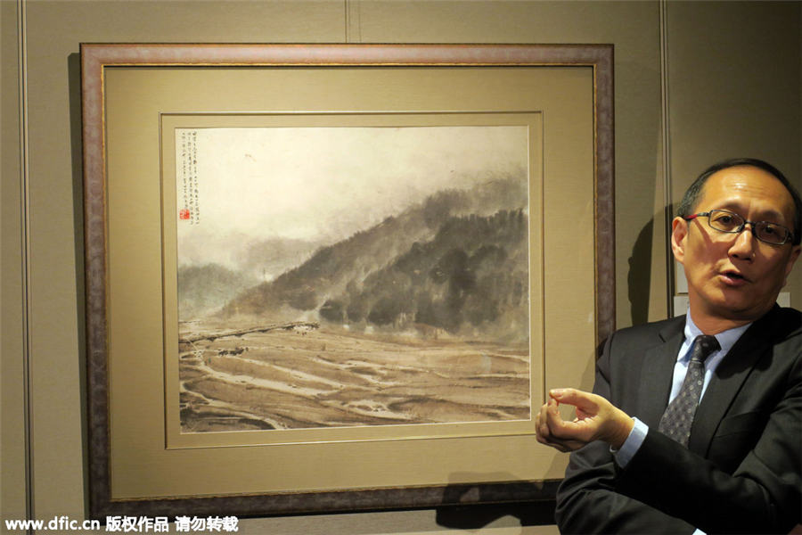 Gems of Chinese painting at Sotheby's HK auction