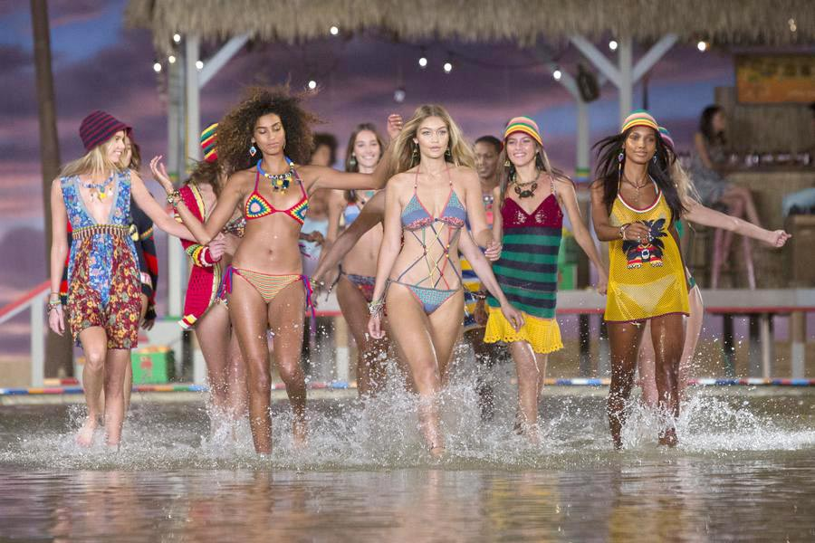 NYFW: Tommy Hilfiger Spring/Summer 2016 collection