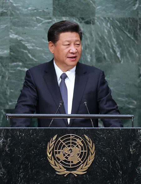 Xi pledges $2 billion to help developing countries