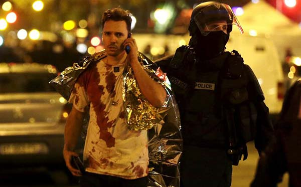 Islamic State claims Paris attacks that killed 127
