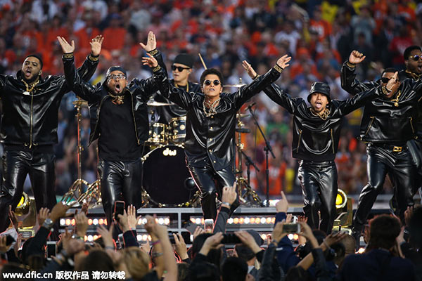Super Bowl becomes 'US Lunar New Year Gala' in China
