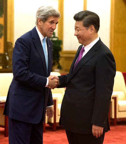 Xi eyes key exchanges with Obama