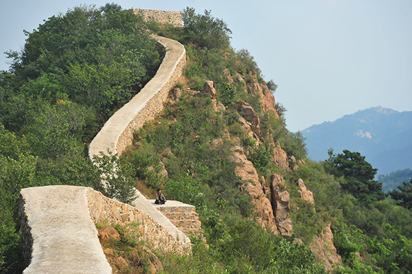 Great Wall's image hurt by repair work, officials say